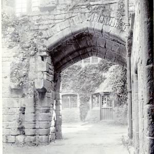 St Briavels Castle, inner gateway