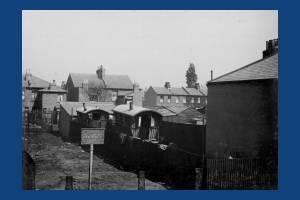 Deburgh Road, No.50: Gypsy site