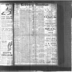 Ledbury Guardian 1915