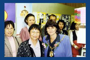 Chinese collection, Mitcham Library