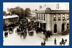 Morden Road: Grove Hotel, South Wimbledon