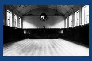 Wimbledon County School for Girls: School Hall