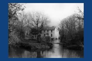 Bishopsford Road, Fisheries cottages, Mitcham