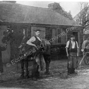 Bracken Hill Blacksmiths.