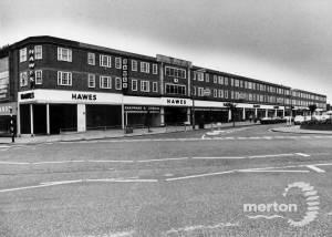 Abbotsbury Road, Morden