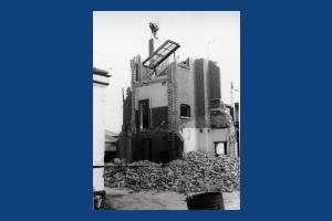 Holborn Union Workhouse: Demolition