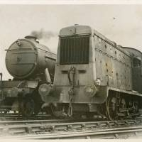 Armstrong-Whitworth diesel-electric locomotive