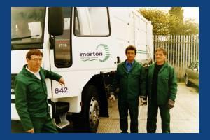 Gas Powered Vehicles, Merton Council