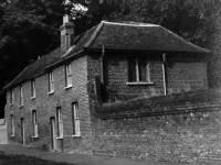 Morden Hall Road, Morden: Red Cottage and Saddlers End