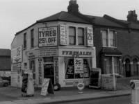 Haydons Road, No.81, Wimbledon: Tyresales