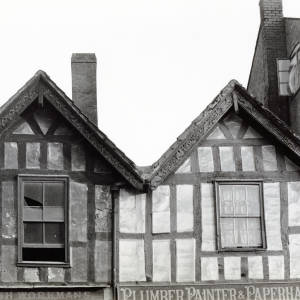 No 5, King Street, Hereford, gables, 1904