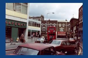 Hartfield Road, Wimbledon