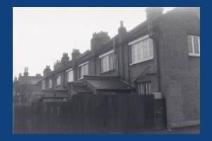 Laburnum Road, Nos. 66-54, Colliers Wood