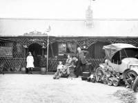 North Road, No.29, Wimbledon: Scrap dealer's yard
