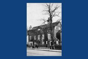 Kingston Road, Merton Park, The Manor House
