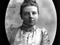 Emily H D Bell ( later wife of John Marsh Pitt )