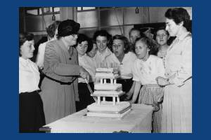 Glastonbury School, Morden : 21st anniversary celebrations