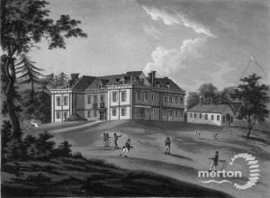 Baron House, Mitcham