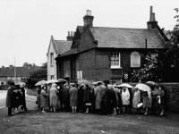 Elizabeth Gardiner School: Central Road, Morden
