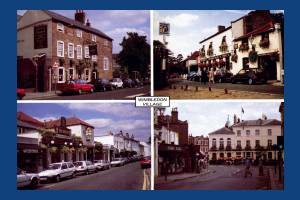 Postcard views of Wimbledon Village, Wimbledon