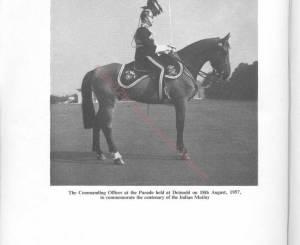 9th Lancers, 1958
