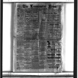 Leominster News 1916 - 1922