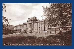 Atkinson Morley Hospital , Copse Hill