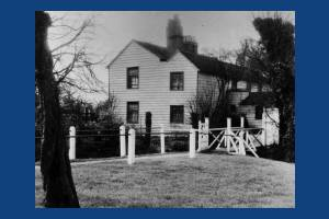Phipps Bridge Road: White Cottage