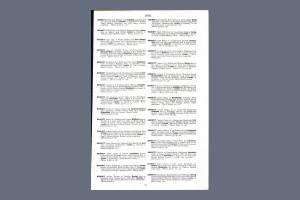 Probate Calendar - Arthur Bennett