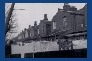 Laburnum Road,  Nos.1-29, Colliers Wood