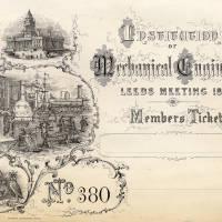 Summer meeting ticket