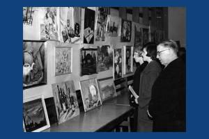 Mitcham Evening Institute: Exhibition