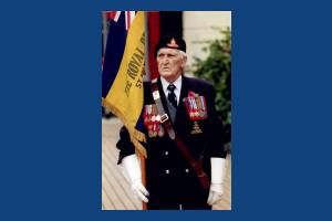 James Curran, Royal British Legion (St Helier)