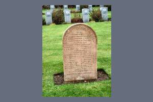 Memorial - For the Men of the HMS Barham