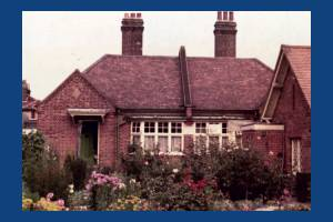 Almshouses, Camp Road, Wimbledon