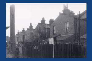 Laburnum Road, Nos 1-29, Colliers Wood