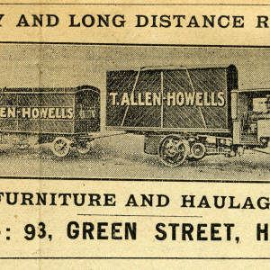 County and long distance removals