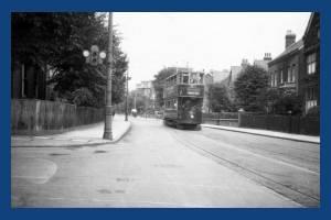 A Wimbledon Tram