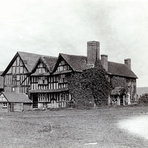 Park Farm,Colwall, 1929