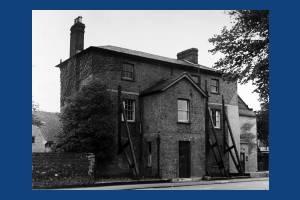 Dorset Lodge,  Kingston Road, Merton Park