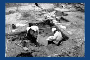 Merton High Street: William Morris Archaeological Dig