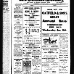 Hereford Mercury 1914 - 1919