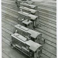 Diesel-electric engines