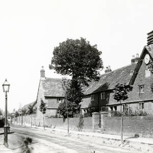 Alms Houses, Prices Hospital, Whitecross Road, Hereford