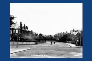 Cambridge Road, Raynes Park