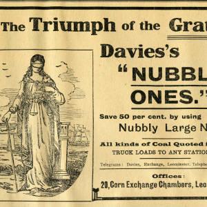 Davies's nubbly ones