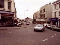 Broadway, Wimbledon: junction with Queen's Road