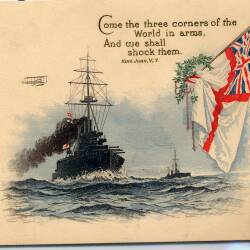 First World War Christmas cards