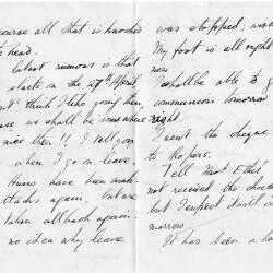 Ronald Craigie letters - 1916