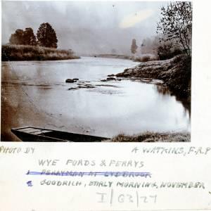 Goodrich Ferry Crossing, 1927